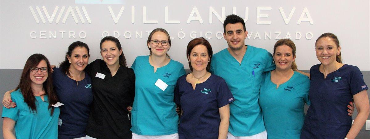 Equipo Clínica Dental | Villanueva Centro Odontológico Avanzado