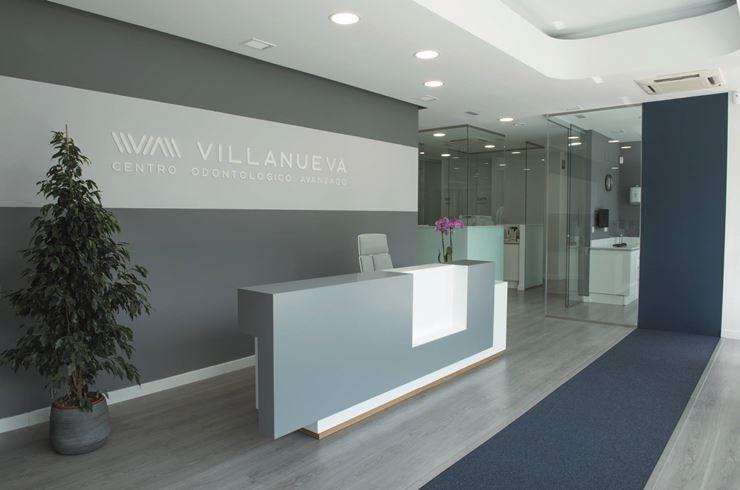 Recepción | Villanueva Centro Odontológico Avanzado