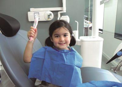 Nos gusta que nuestros pacientes estén felices