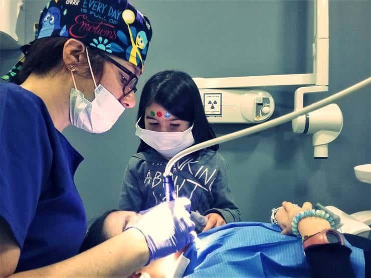 Dentista Infantil | Habituación al odontólogo y enseñanza de higiene dental