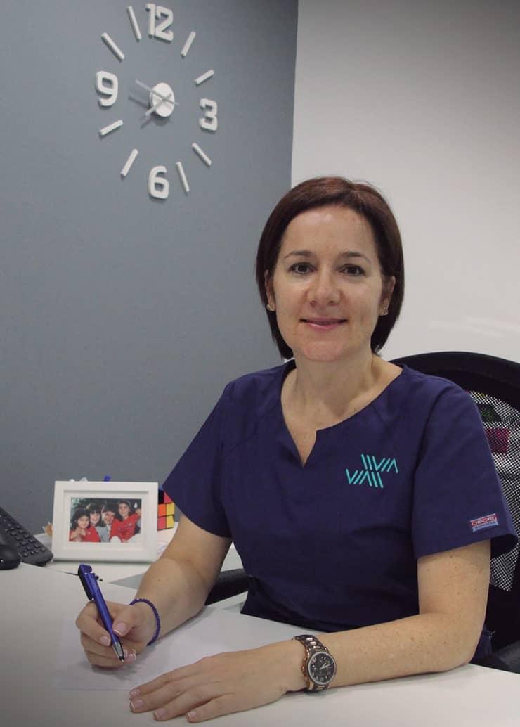Sandra Garcés - Directora Centro Odontológico Villanueva