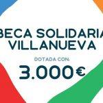 Beca solidaria 2019