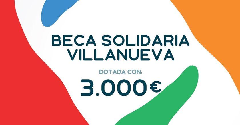 Gala Solidaria Comunidad Villanueva Sonríe el 3 de abril de 2019