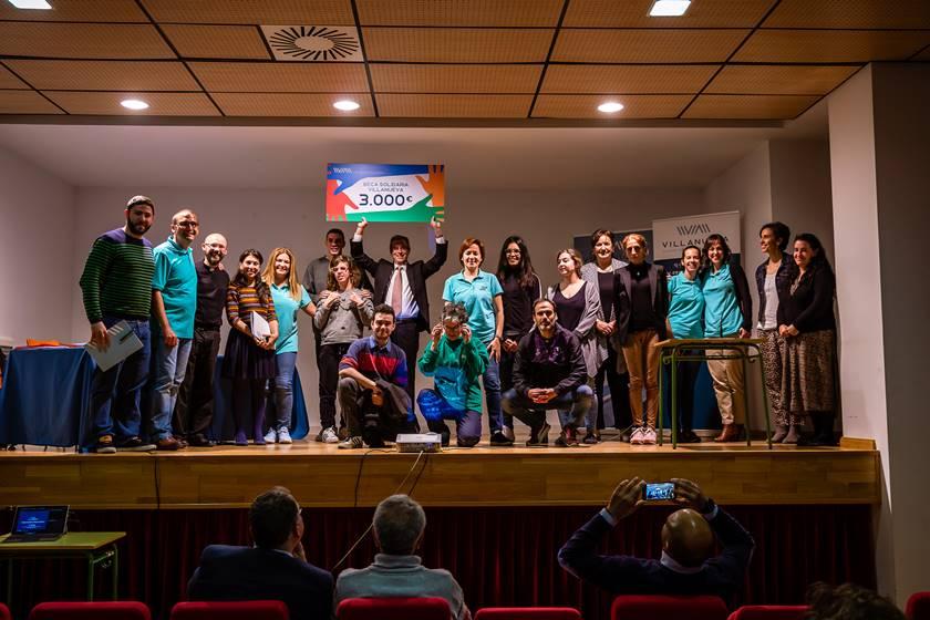 Gala Comunidad Villanueva Sonríe 2019
